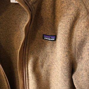 Patagonia Sweaters - Patagonia fleece zip up sweater medium